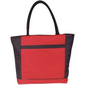 Koozie Kooler Tote Bag Branded with Your Logo