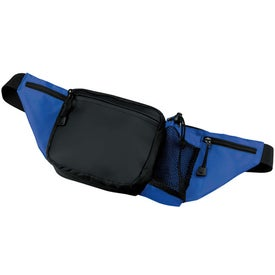 Personalized Deluxe Waist Pack