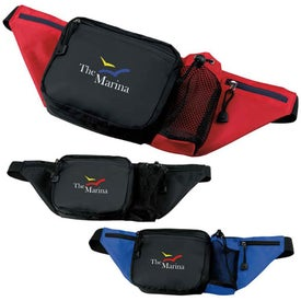 Deluxe Waist Pack Branded with Your Logo