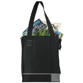 Koozie Tri-Tone Insulated Grocery Tote for Promotion