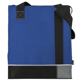 Koozie Tri-Tone Insulated Grocery Tote for Your Company
