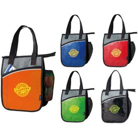 Koozie Vertical Laminated Lunch Cooler