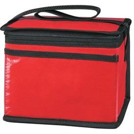 Monogrammed Laminated Non Woven Kooler Bag