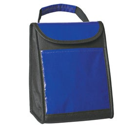 Laminated Non Woven Lunch Bag with Your Slogan