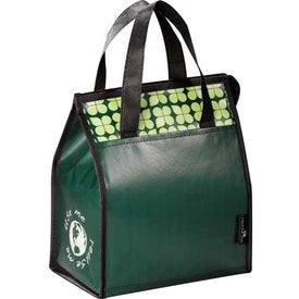 Customized Laminated Non-Woven Lunch Bag