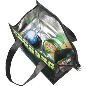 Laminated Non-Woven Lunch Bag Imprinted with Your Logo