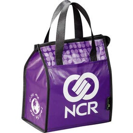 Company Laminated Non-Woven Lunch Bag