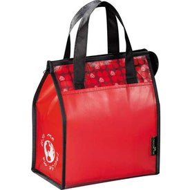 Promotional Laminated Non-Woven Lunch Bag