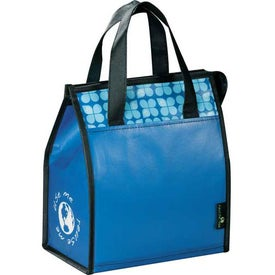 Advertising Laminated Non-Woven Lunch Bag