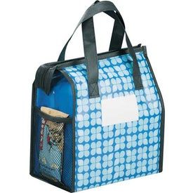 Laminated Non-Woven Lunch Bag Printed with Your Logo
