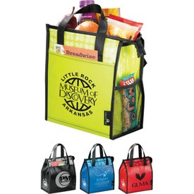 Laminated Non-Woven Lunch Bag for Your Company
