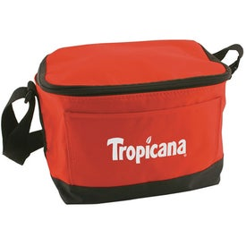 Logo Large Insulated Cooler Big For Two