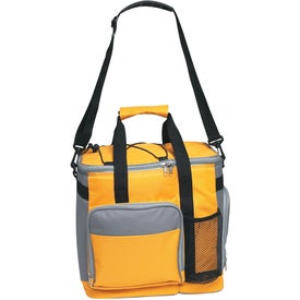 Branded Large Insulated Kooler Tote Bag