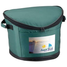 Imprinted Lido Tub Cooler w/Lid