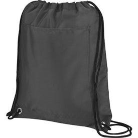 Custom Lightweight Drawstring Cooler Pack
