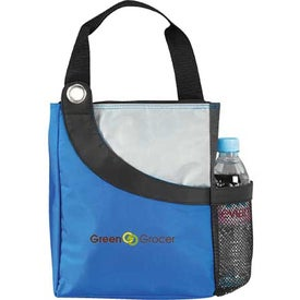 Loop Hole Lunch Cooler Imprinted with Your Logo