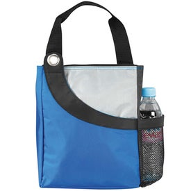 Imprinted Loop Hole Lunch Cooler