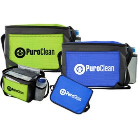 Lunch & Beverage Cooler with Your Logo