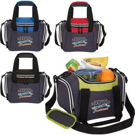 Lunch Duffel Kooler Bag