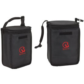 Lunch Sack with Buckle Printed with Your Logo