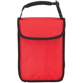 Promotional Lunch Sack with Buckle