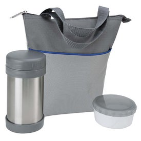 Lunch Bag Set with Storage Container Giveaways