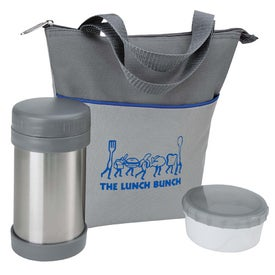 Lunch Bag Set with Storage Container
