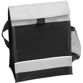 Monogrammed Malibu Lunch Bag
