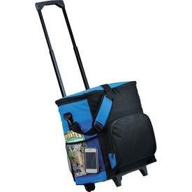 Imprinted 50 Can Marino Rolling Cooler