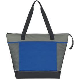 Imprinted Mega Shopping Kooler Tote Bag