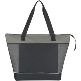 Mega Shopping Kooler Tote Bag for Promotion