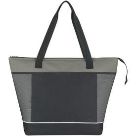 Mega Shopping Kooler Tote Bag for Promotion