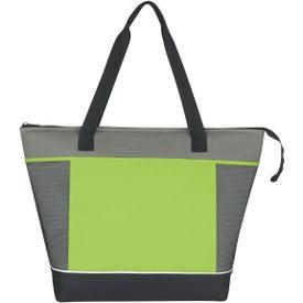 Mega Shopping Kooler Tote Bag for Advertising