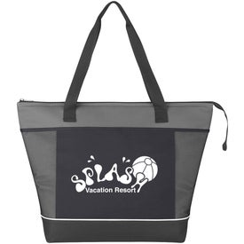 Mega Shopping Kooler Tote Bag (Screen Printed)