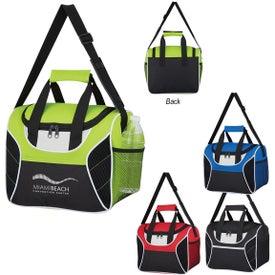 Mesh Accent Cooler Bag