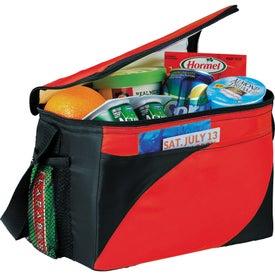 Logo Mission Cooler Bag