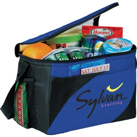 Mission Cooler Bag Imprinted with Your Logo
