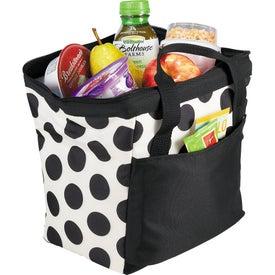 Muscari Fresh Bowler Lunch Bag for Marketing