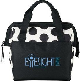 Logo Muscari Fresh Bowler Lunch Bag