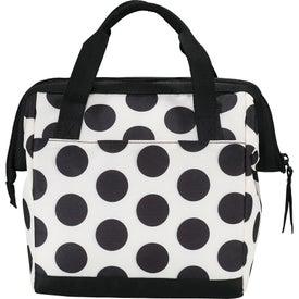 Muscari Fresh Bowler Lunch Bag for Advertising