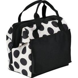 Customized Muscari Fresh Bowler Lunch Bag