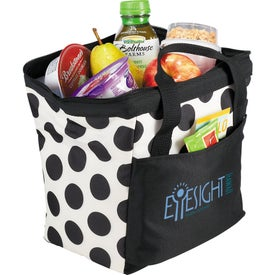 Muscari Fresh Bowler Lunch Bag Branded with Your Logo