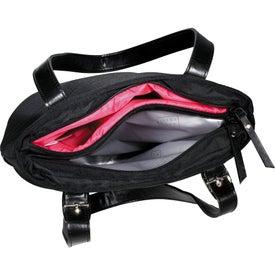 Customized Muscari Tablet Handbag Lunch Cooler