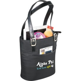 Promotional Muscari Tablet Handbag Lunch Cooler