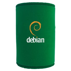 Neoprene Can Holder Imprinted with Your Logo