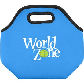 Neoprene Lunch Sacks Branded with Your Logo