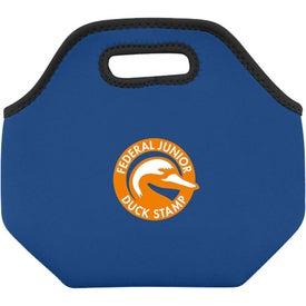 Logo Neoprene Lunch Sacks