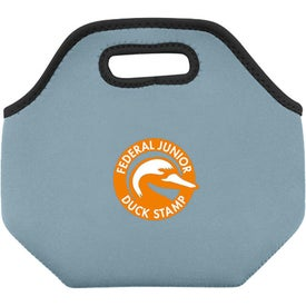 Printed Neoprene Lunch Sacks