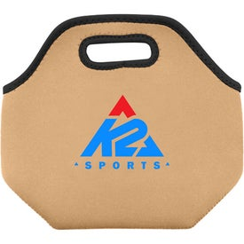 Neoprene Lunch Sacks Printed with Your Logo