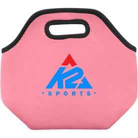 Neoprene Lunch Sacks Imprinted with Your Logo